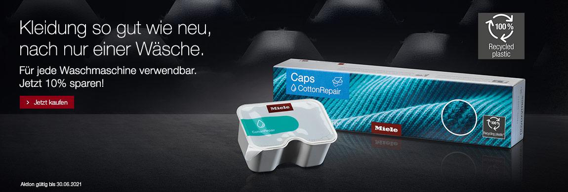 Caps CottonRepair Aktion